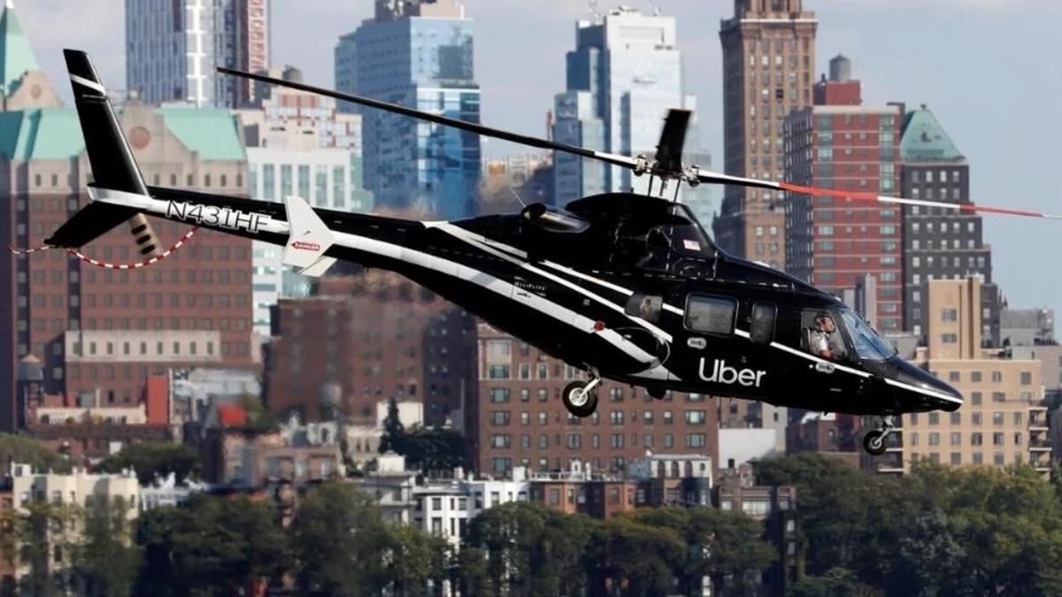 Uber запустил вертолетное такси, Intel сворачивает поставки процессоров Xeon и производство Canon EOS достигло 100 млн единиц: ТОП новостей дня