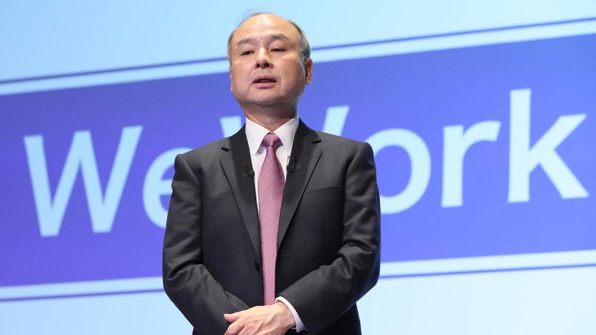 SoftBank впервые за 14 лет провел убыточный квартал: виноваты WeWork и Uber