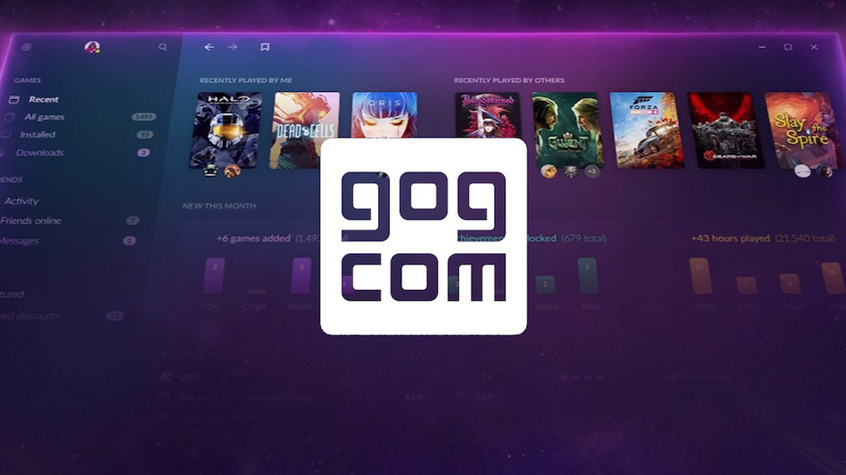 CD Projekt выпустила универсальный лаунчер GOG Galaxy 2.0 в открытое бета-тестирование