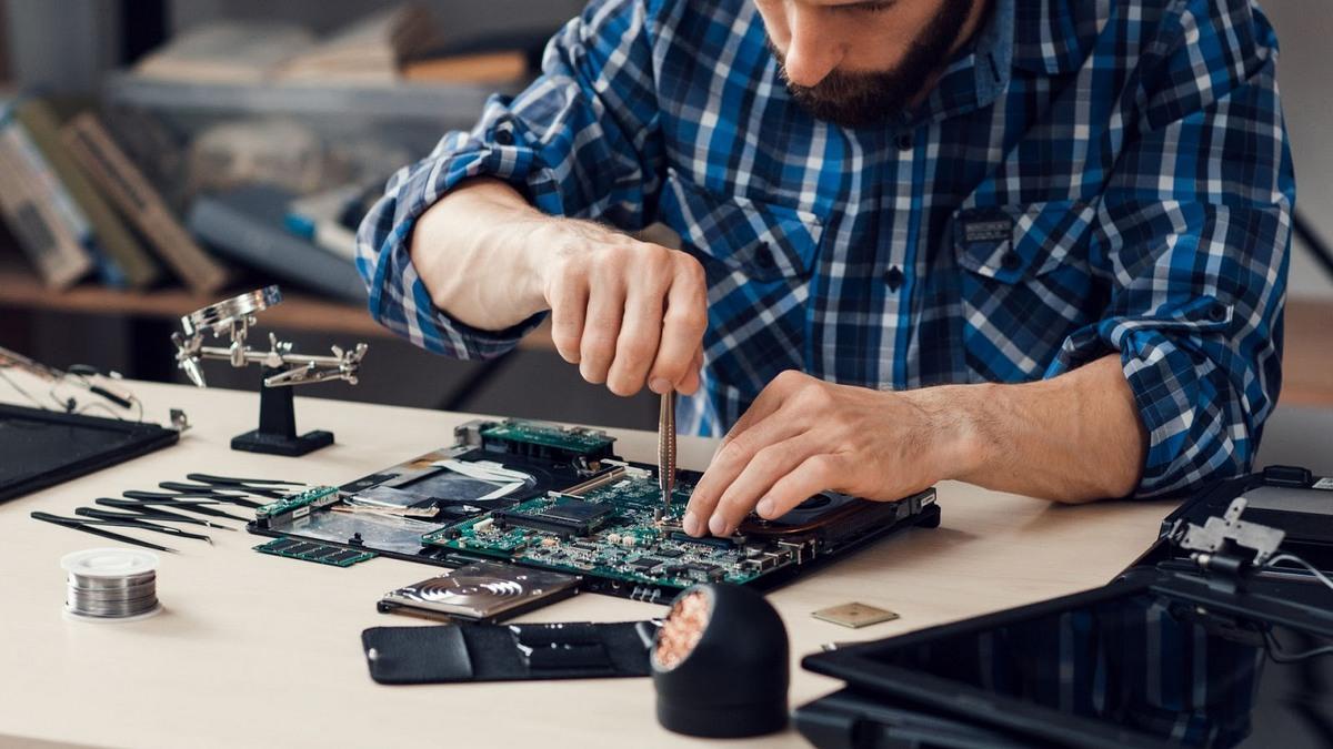 Сервис для вызова компьютерного мастера