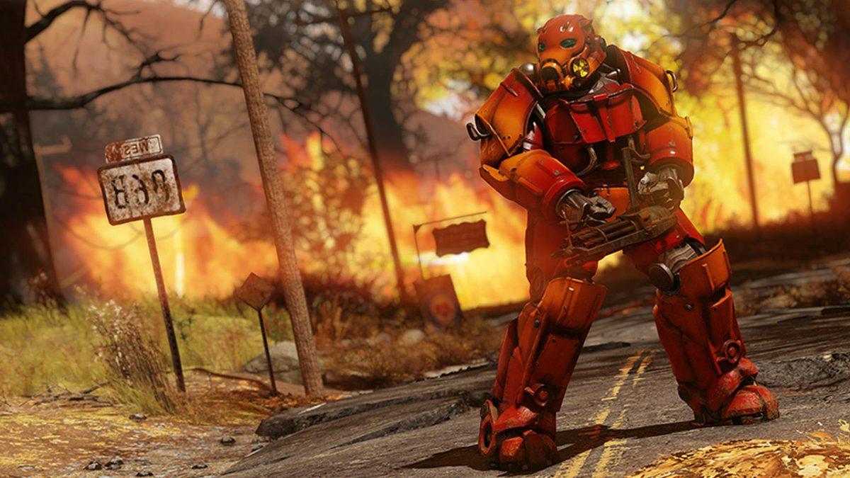 Игроки Fallout 76 не хотят воевать друг с другом
