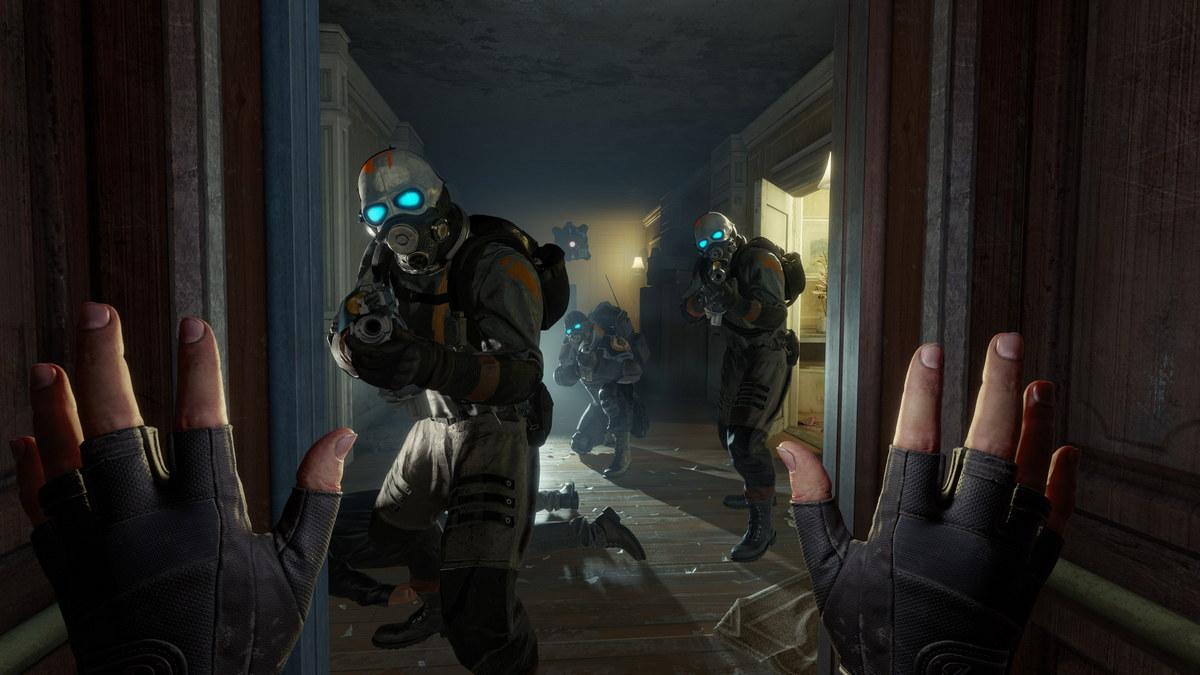 Мод для Half-Life: Alyx позволяет пройти игру без VR-гарнитуры