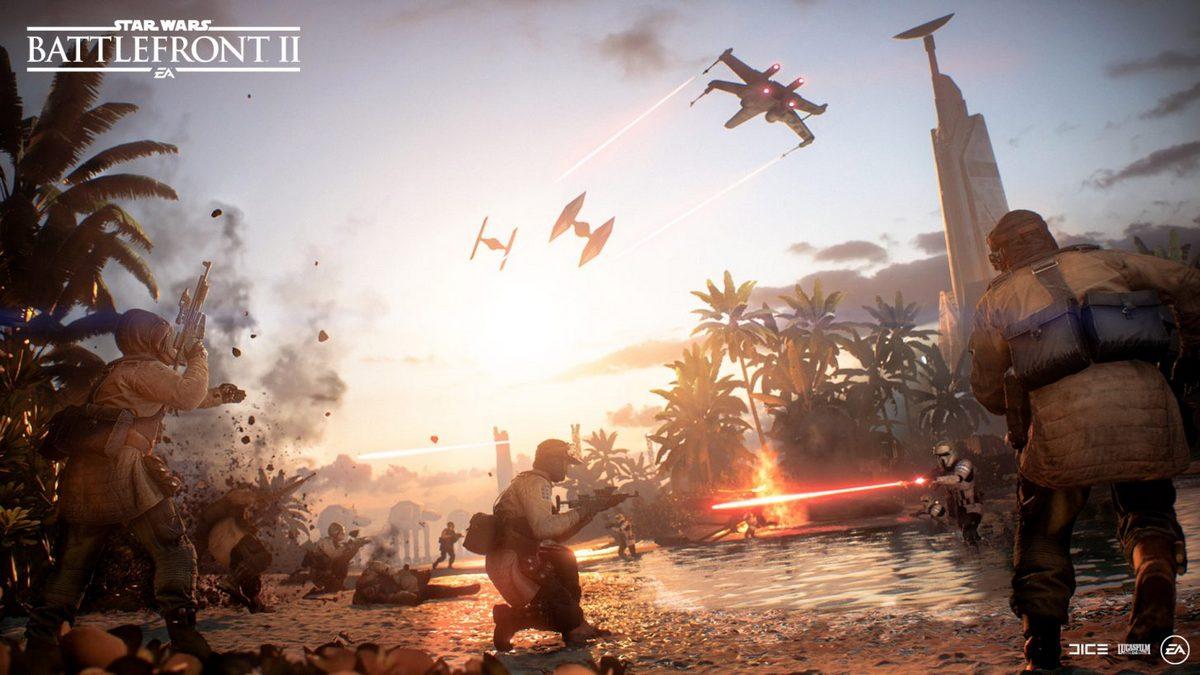 DICE перестанет выпускать контент для Star Wars: Battlefront II и займется новой Battlefield