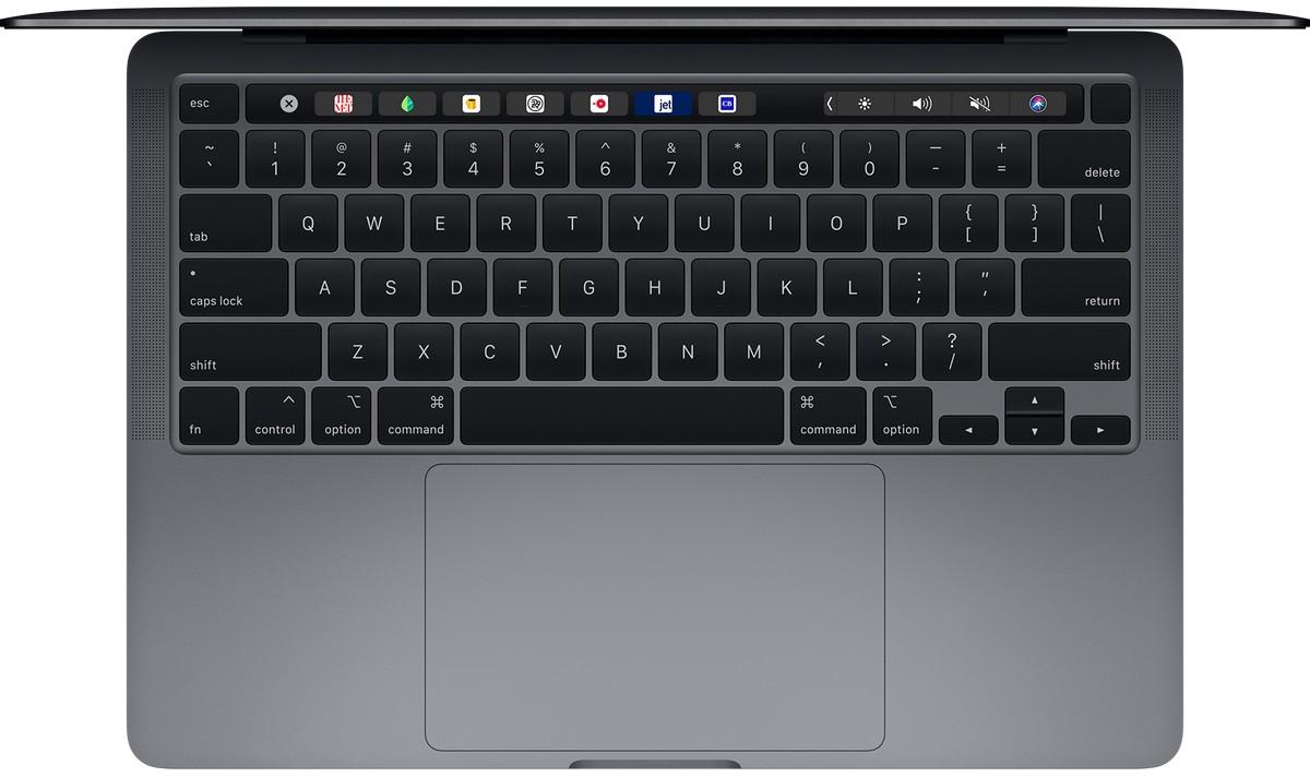 Apple представила обновленный 13-дюймовый MacBook Pro