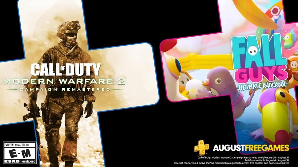 Стало известно, какие игры получат подписчики PlayStation Plus в августе