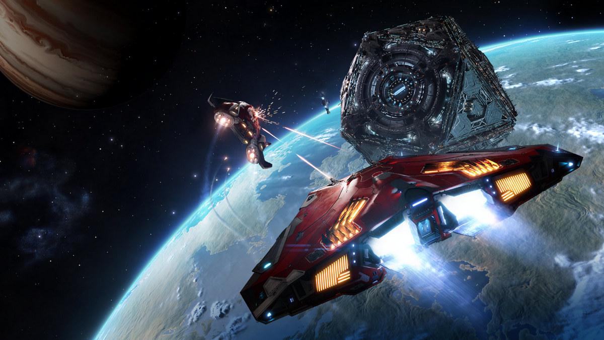 В Epic Games Store бесплатно раздают Elite Dangerous и The World Next Door