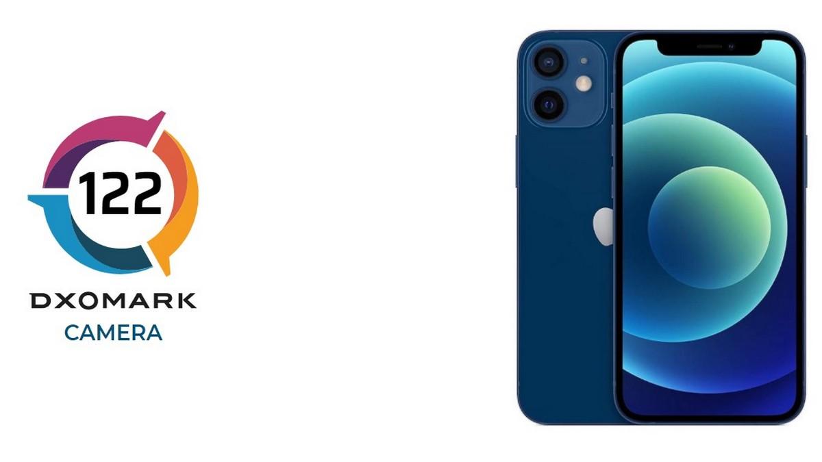 Эксперты DxOMark оценили камеру iPhone 12 mini